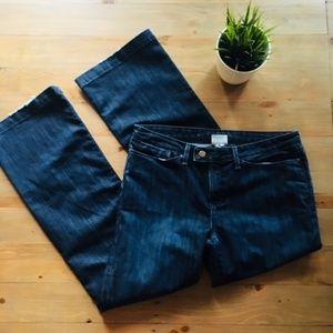 BANANA REPUBLIC Stretch 12 Boot Cut Jeans